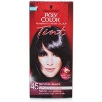 Schwarzkopf Poly Colour Tint 45 Natural Black Hair Dye