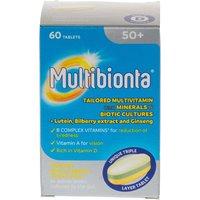 Seven Seas Multibionta 50+ Multivitamin Tablets