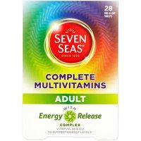 Seven Seas Complete Multivitamins Tablets