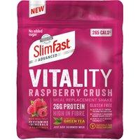 SlimFast Advanced Vitality Raspberry Crush Powder