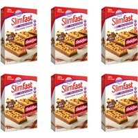 SlimFast Chocolate Crunch  4 Bars   6 Pack