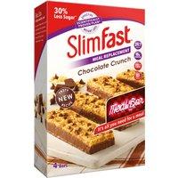 SlimFast Chocolate Crunch 4 Bars