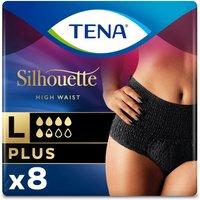 TENA Silhouette Plus Noir Incontinence Pants Large 8 Pants