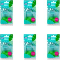 Tepe Interdental Brushes Green 6 Pack