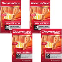 Thermacare Back - 8 Single Use Heat Wraps