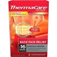 Thermacare Back Heatwraps 12 Pack