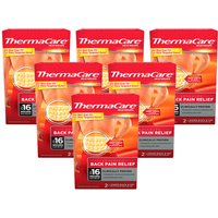 Thermacare Back Heatwraps 6 Pack