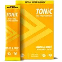 Tonic Health Lemon & Honey Immunity Drink