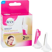 Veet Sensitive Precision Expert Dermaplaning Face Refills
