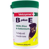 Vetzyme B & E Tablets