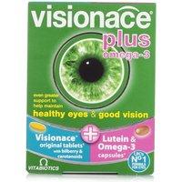 Vitabiotics Visionace Plus Tablets & Capsules