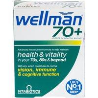 Vitabiotics Wellman 70+