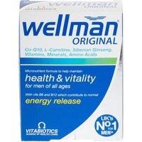 Vitabiotics Wellman Original Tablets