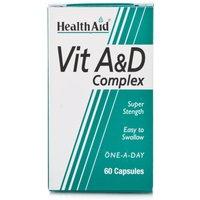 HealthAid Vitamin A and D Capsules
