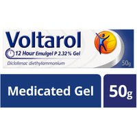 Voltarol 12 Hour Joint Pain Relief  2.32% Gel 50g