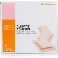 Allevyn Adhesive Dressing 12 5 X 12 5cm   10 Pack