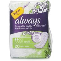 Always Discreet Small Pads