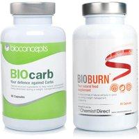 BIOCARB + BIOBURN Natural Food Supplement