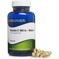 Bioconcepts Vitamin E 400iu