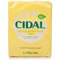 Cidal Antibacterial Soap Twin Pack