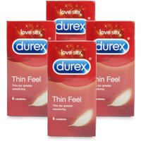Durex Thin Feel  - 24 Condoms