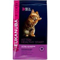 Eukanuba Cat Kitten Chicken With Liver 2kg
