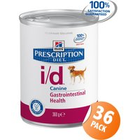 Hills Prescription Diet Canine I/D Canned - 36 Cans