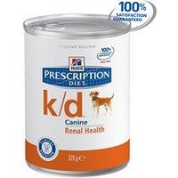 Hills Prescription Diet Canine K/D Canned