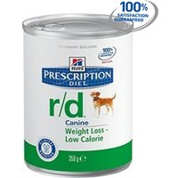 Hills Prescription Diet Canine R/D Canned