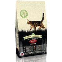 James Wellbeloved Kibble Cat Adult Turkey And Rice