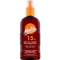 Malibu Dry Oil Spray SPF15