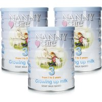 Image of NANNYcare Growing Up Milk - Triple Pack