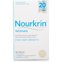 Nourkrin Woman For Hair Growth -  6 month supply
