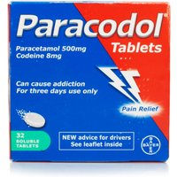 Image of Paracodol Soluble's