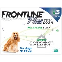 Frontline Plus Spot On Medium Dog