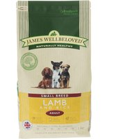 James Wellbeloved Adult Small Breed Kibble Lamb and Rice