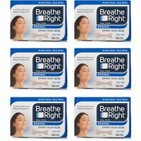 Breathe Right Nasal Strips Tan Large - 180 Strips