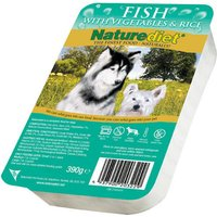 Naturediet Fish and Rice Flavour Dog Food