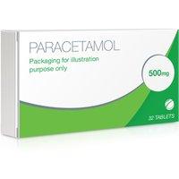 Paracetamol 500mg Tablets/Caplets