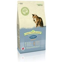 James Wellbeloved Cat Kibble Hairball Turkey and Rice