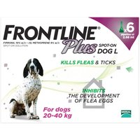Frontline Plus Spot On Large Dog