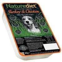 Naturediet Turkey and Chicken Flavour Food