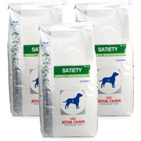 Royal Canin Canine Veterinary Diet Satiety Control 3 Pack