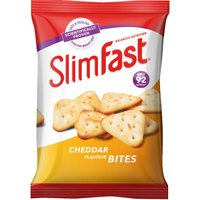 Slimfast Snack Bag Cheddar Bites 22g x24