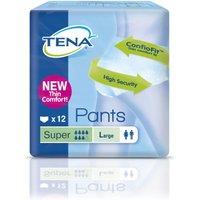 TENA Super Absorbent Pants Large