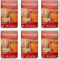 Thermacare Back x6