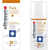 Ultrasun Tinted Face SPF30