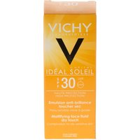Vichy Ideal Soleil Mattifying Face Dry Touch SPF30