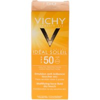 Vichy Ideal Soleil Mattifying Face Dry Touch SPF50