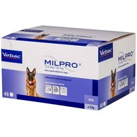 Milpro For Dogs (medium/large) 48 Tablets